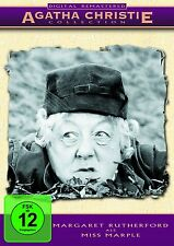MISS MARPLE Margaret Rutherford  Spielfilme Klassiker 4 DVD Box COLLECTION Neu