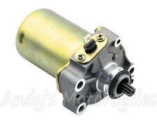 Heavy Duty Starter Motor for Piaggio Skipper 125 150 & Typhoon 125cc LX X XR