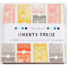 2WENTY THR3E Charm Pack by Eric & Julie Comstock for Moda Fabrics