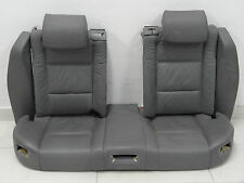 Original BMW E38 7er 750iL Individual Rear seat bench Leather Electric Heater