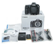 Used Good EOS Canon 5D MarkⅡ 2 Mark II Shutter Count 9,999 1210804621 BODY ONLY