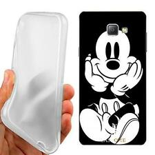 CUSTODIA COVER CASE TPU MICKEY topolino mouse PER SAMSUNG GALAXY A5 A510 ED.2016