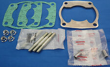 "HONDA ATC 250R ATC250R CYLINDER 1/4"" SPACER PLATE KIT POLISHED 310R BDT RACING"
