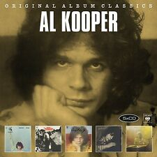AL KOOPER - ORIGINAL ALBUM CLASSICS 5 CD NEU