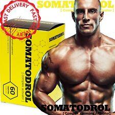 Somatodrol - 60 caps. Bodybuilding - Aumentar la masa muscular - De Activador