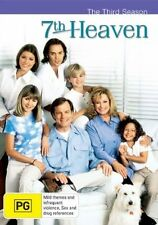 7th Heaven: Season 3 - Jessica Biel NEW R4 DVD