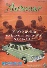 Autocar magazine 26/5/1961 featuring Cadillac Fleetwood road test, Triumph