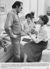 ORIG. 1979 MOVIE STILL-  JUST TELL ME WHAT YOU WANT - TALKING - THREE ADULTS