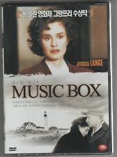 Music Box 1989 - Region 2 Compatible DVD (UK seller!!!) Jessica NEW