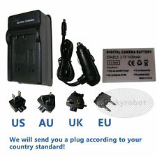 EN-EL5 Battery+charger for Nikon Coolpix P500 P510 P520 P530 P5100 P5000