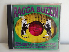 CD ALBUM RAGGA BUZZIN RANKINE NO MAD SISTERS DIRTY DISTRICT ZEBDA  .. 511131 2