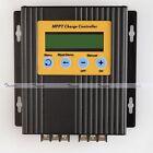 20A 12V/24V MPPT LCD Solar Energy Charge Controller Regulator 15%-30% More Power