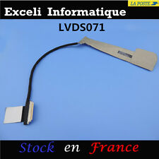 LCD LED LVDS VIDEO SCREEN CABLE NAPPE DISPLAY HP P/N: 6017B0343701 686047-001