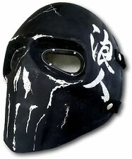 Airsoft Mask Army of Two Paintball BB Gun Protective Gear Cosplay Ronin Zombie