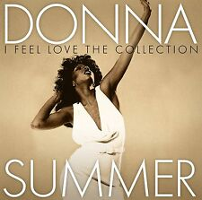 DONNA SUMMER I FEEL LOVE: THE COLLECTION 2 CD (GREATEST HITS / THE VERY BEST OF)
