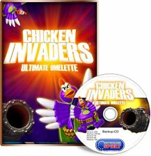 Chicken Invaders 4-ULTIMATE sua omelette con-PC-Windows XP/Vista/7/8/10