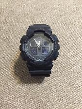 Casio G-Shock GA100-1A1 Wrist Watch for Men (Black)