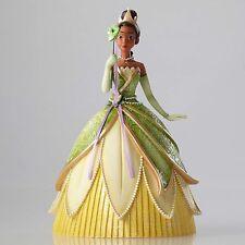 Disney Showcase Couture de Force Princess and the Frog TIANA Masquerade Figurine