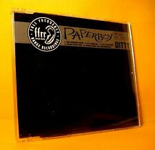 MAXI Single CD Paperboy Ditty 5 TR 1993 House Hip Hop RARE