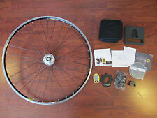 CYCLEOPS SL+ ANT POWER TAP MAVIC OPEN PRO 8 9 10 SPEED SHIMANO CLINCHER WHEEL
