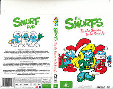 The Smurfs-Tis The Season To Be Smurfy-[4 Episodes 94 Minutes]-Animated TS-DVD
