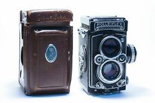 Rolleiflex 3.5E Working Meter, Perfect Working. Free WW Shpping