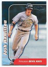 1999 Team Best Player of the Year Silver 25 Josh Hamilton Rookie 10/150