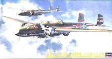 Hasegawa 1:72 Mitsubishi G3M2/G3M3 Type 96 Attack Bomber Nell 22/23 #51209U