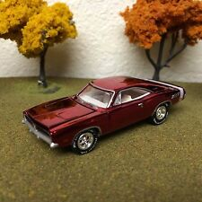 1969 DODGE CHARGER R/T VHTF JOHNNY LIGHTNING 2001 CHRISTMAS MUSCLE AUTOMENT