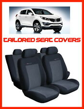 Car seat covers for KIA SPORTAGE 2010 - 2015  Tailored seat covers full set - 2