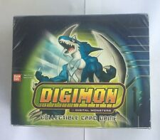 Digimon Eternal Courage Booster Box Factory Sealed Bandai Collectible Card Game