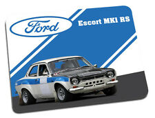 Ford Escort Mark 1 Rally Car Mouse Mat