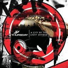 1 CENT CD A City by the Light Divided - Thursday