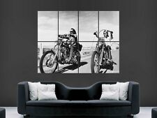 EASY RIDER GIANT POSTER PRINT ART  CHOPPER  MOTORBIKE MOTORCYCLE BIKE CHOPPER
