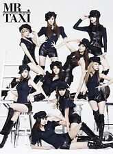 Girls' Generation SNSD 3rd Album [ Mr. Taxi ]  New Sealed
