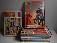 Glee Complete 2nd Season (DVD, 2011, 6-Disc Set) and Season 1 Vol. 1 4 Disc Set