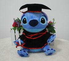 lilo&stitch blue stitch graduation gown plush doll cute gift toy now