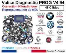 Valise Diag Digiprog3 III 3 Odometer V4.94 Correction Kilométrique TACHO SBB