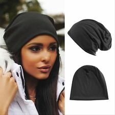 Women Warm Winter Wool Knit Hat Fur Pom Bobble Beanie Crochet Ski Cap Fashion