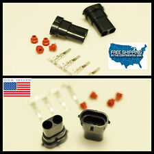H11 880 H8 Male connector HID Plug Socket adaptor cap cover adapter ACURA ILX GM