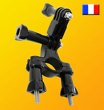 Support fixation camera GoPro Hero 1 2 3 3+ 4 articule moto vélo guidon quad