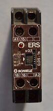 Schiele Zeitrelais ERS (0,05-1s) Art.-Nr.:2 410 30020 (D.168)