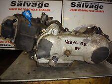 PIAGGIO VESPA ET4 125 1997 - 2005:ENGINE:USED MOTORCYCLE PARTS
