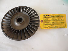 Allison 250-C20B Helicopter Engine 4th Stage Turbine Wheel 6853279