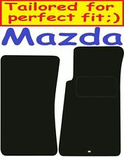 Mazda Mx5 MK2 DELUXE QUALITY Tailored mats 1998 1999 2000 2001 2002 2003 2004 20