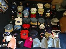 LOT SET OF 1000 + BASEBALL STYLE CAP HAT BRAND NEW OVER 30 DIFFERENT KINDS RESAL