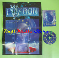 CD EVERON Venus 1997 MASCOT RECORDS M 7030 2 (Xs3) no lp mc dvd