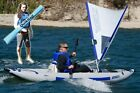 Sea Eagle Inc. - QuikSail - A Quick Sail for Kayak Sailing - NEW! Warranty!
