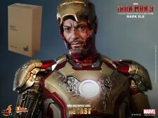 HOT TOYS - IRON MAN 3 - Iron Man Mark XLII -  MMS197   NEW  (Brown Box Sealed)