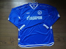 Zenit Saint Petersburg 100% Original Jersey Shirt XL 2003 Home BNWT NEW Rare